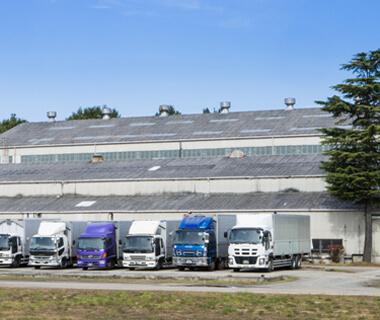 矢吹倉庫(1500坪)|福島県西白河郡