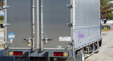 株式会社 ヤナイでは重量物や長尺物などの運搬も対応します